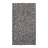 Sivý koberec Universal Velur, 60×250cm