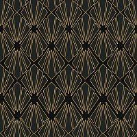 Tapeta Global Art Production Gold Geometry,x300cm (3 rolky)