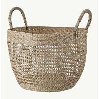 Úložný košík z morskej trávy Bloomingville Dago