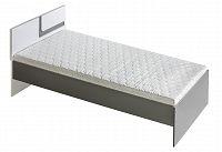 NajlacnejsiNabytok APETITO posteľ A12, antracit