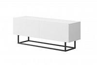NajlacnejsiNabytok Dizajnový TV stolík ENJOY ERTV120 biela