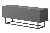 NajlacnejsiNabytok Dizajnový TV stolík ENJOY ERTV120 grafit