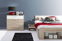 NajlacnejsiNabytok MILANO posteľ 140x200