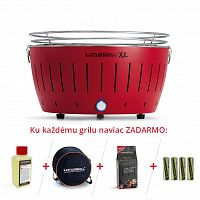 LotusGrill XL G-RO-435 Red