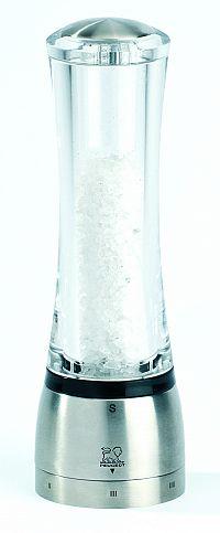 Mlynček na soľ Daman Peugeot acryl 21 cm