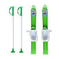 Baby Ski 60 cm - detské plastové lyže