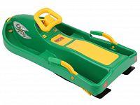 Boby Snow boat detské riaditeľné - zelené