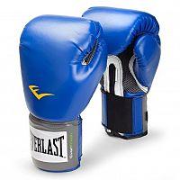 Boxerské rukavice EVERLAST Pro Style - modré 14oz.