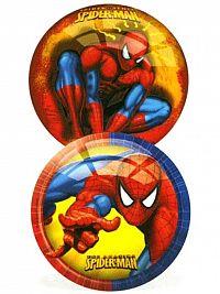 Lopta detská MONDO - Spiderman 14cm