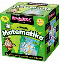 ALBI BrainBox v kocke! MATEMATIKA 016478