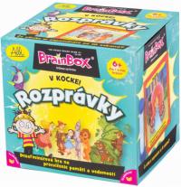 ALBI BrainBox v kocke! ROZPRÁVKY 026606