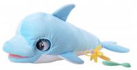 Blu Blu delfín 60cm na batérie so zvukom 18m+ 28384