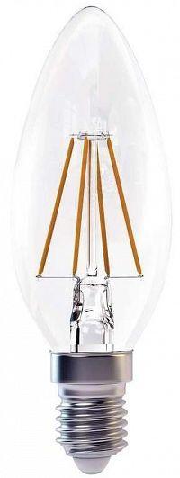 Emos filament candle 4W E14 teplá biela Z74210