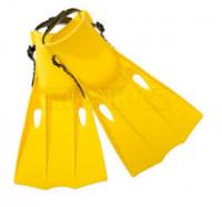 Intex Detské plávacie plutvy malé žlté 55936
