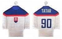 Minidresík biely s hymnou - TATAR 90
