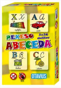 OTAVIUS Abeceda 411004