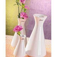 Paramit 11099-20W Váza MIA 20cm biela