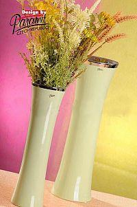 Paramit 12097-40G Váza MATO 40cm zelená