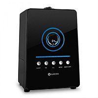 Klarstein Monaco, digitálny ultrazvukový zvlhčovač vzduchu, čierny