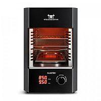 Klarstein Steakreaktor 2.0, 1600 W, elektrický gril, 850 °C, infračervené žiarenie