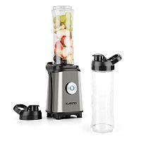 Klarstein Tuttifrutti, kovový, mini mixér, 350 W, 600 ml, krížové čepele, bez BPA