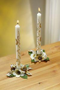 Magnet 3Pagen 2 adventné sviečky