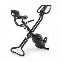 Capital Sports Azura X1, čierny, X-bike, do 120 kg, meranie pulzu, sklápací, 4 kg