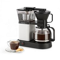 Klarstein GrandeGusto, kávovar, 1690 W, 1.3 l, pre-infusion, 96 °C, čierny/metalický