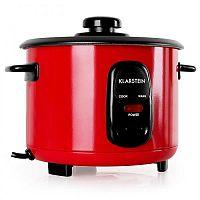 Klarstein Osaka 1, červený, varič na ryžu, 1 liter, funkcia udržania tepla