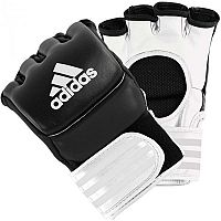 adidas GRAPPLING ULTIMATE FIGHT GLOVE MMA - Pánske boxerské rukavice