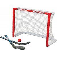 Bauer KNEE HOCKEY GOAL SET - Plastová bránka s hokejkami