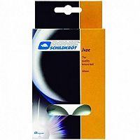 Donic JADE BALL (6 KS) WHITE - Loptičky na stolný tenis