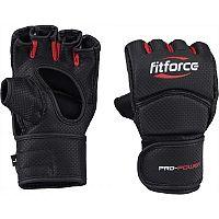 Fitforce PRO POWER - MMA bezprstové rukavice