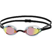 Speedo FASTSKIN SPEEDSOCKET MIRROR - Pretekárske zrkadlové plavecké okuliare