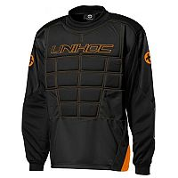 Unihoc GOALIE SWEATER BLOCKER JR - Brankársky juniorský dres