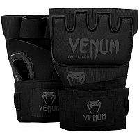 Venum KONTACT GEL GLOVE WRAPS - Rukavice