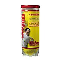 Wilson CHAMP XD TBALL 3 BALL CAN - Tenisové loptičky