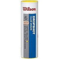 Wilson DROPSHOT 6 TUBE YE - Bedmintonový košík