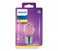 Philips LED Žiarovka VINTAGE 1xE27/4W/230V