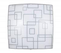 Prezent Svietidlo stropné DELTA biela