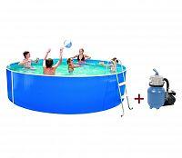 Bazén Orlando 3,66x0,91m s pieskovou filtráciou ProStar 3