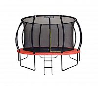 Trampolína Marimex PREMIUM 457 cm + vnútorná ochranná sieť + schodíky ZADARMO