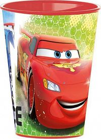 Disney Plastový téglik Cars 260ml