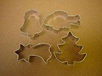 Felcman Sada vianočných formičiek, malá, 4 ks