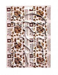 Felcman Vianočné figúrky - zvon, 4 ks