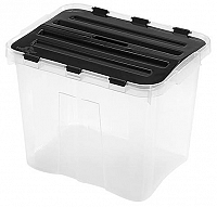 heidrun Plastový úložný box s vekom HEIDRUN Classic 10l