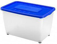 heidrun Plastový úložný box s vekom HEIDRUN Mania 46L