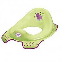 Keeeper Sedadlo na WC pre deti, Hippo zelené