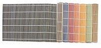 TORO Bambusové prestieranie bez obruby, set 4 ks, 30 x 45 cm