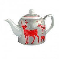 TORO Kanvička porcelánová, vianočný dekor